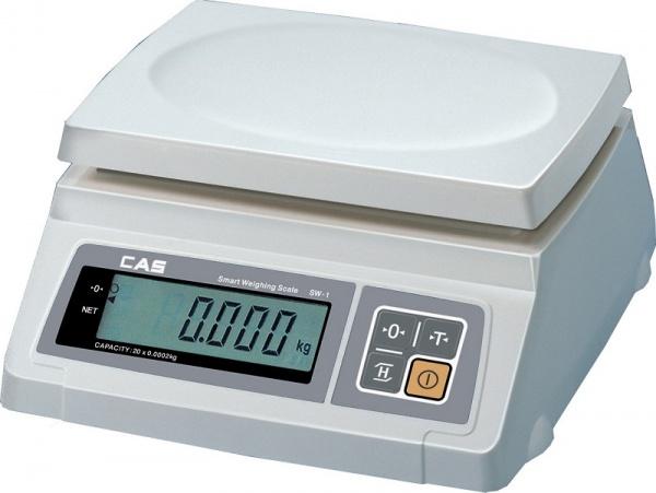 Фасовочные весы CAS SW II-20